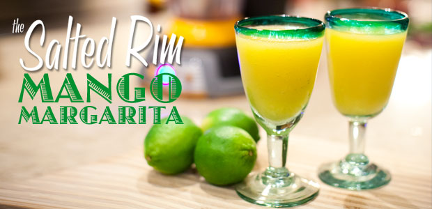 The Best Mango Margarita Recipe