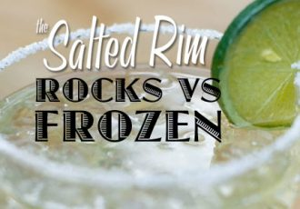 Frozen Margarita Vs ON the Rocks