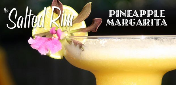 Pinapple Margarita Recipe