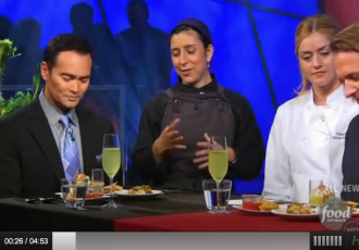 Iron Chef Battle: Tequila and Tortillas