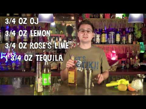 Tequila Tuesday: Guest post by Damon from LetsTiki.com