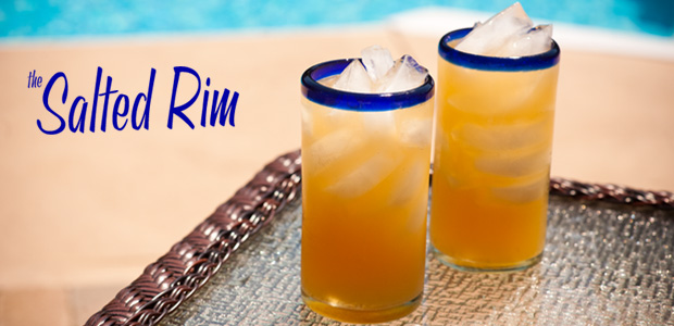 Drink Recipe – Yes, it's Summertime – in a glass!