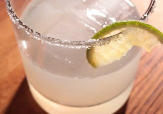 "Easy ""On the Rocks"" Margarita Recipe"